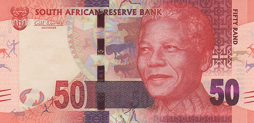 South Africa, 2013, 50 Rand