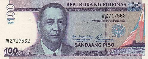 Philippines, 2004, 100 Piso