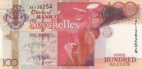 Seychelles, 2001, 100 Rupees