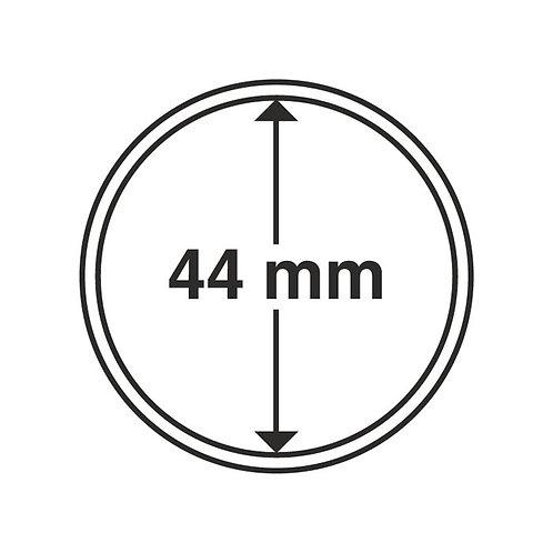 Coin Capsules, 44MM Ø inner diameter