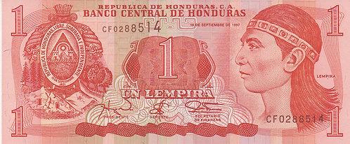Honduras, 1997, 1 Lempira