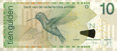 Netherlands Antilles, 2006, 10 Gulden