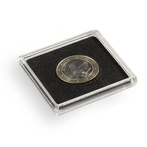 QUADRUM Square Coin Capsules (17 Ø)