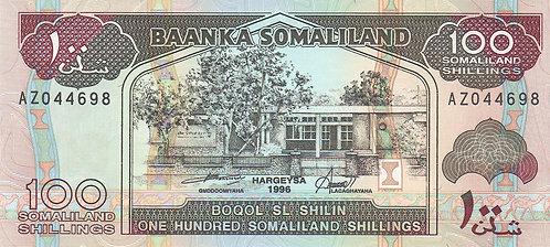 Somaliland, 1996, 100 Shillings