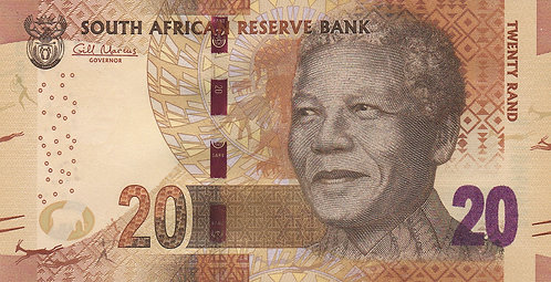 South Africa, 2013, 20 Rand