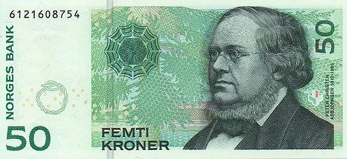 Norway, 2005, 50 Kroner