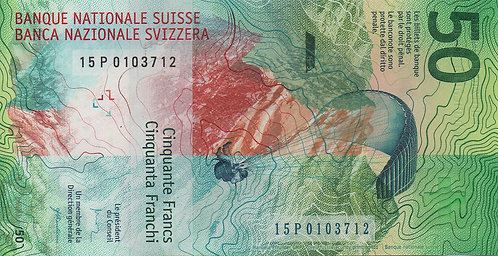 Switzerland 2016, 50 Francs, Hybrid type