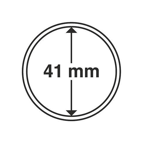 Coin Capsules, 41MM Ø inner diameter