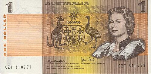 Australia, 1983, 1 Dollar