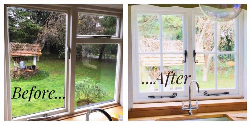 New Casement Window