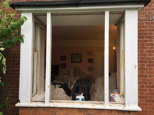 Sash Box Frame Window