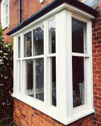 New Sash Window fitted in Tunbridge Wells, by Forster Timber Windows