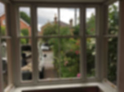 Sash window repairs carried out in Tunbrige Wells by Forster Timber Windows