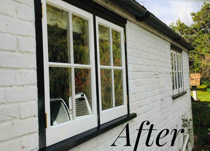 New Timber Casement Windows