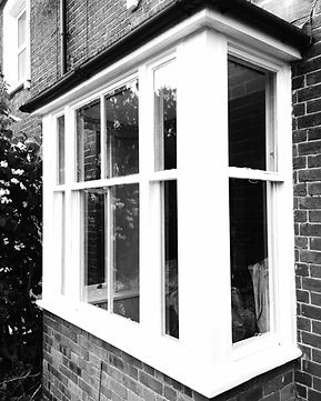Sash window repairs at a home in Tunbridge Wells by Forster Timber Windows