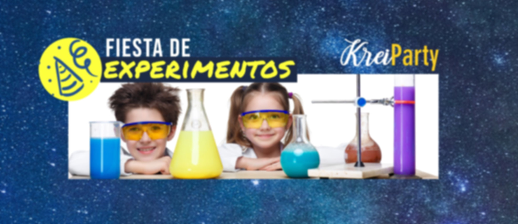 Fiesta de experimentos