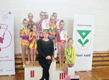 Соревнования в Винни