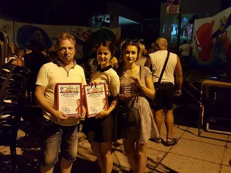 """VNT: триумф """"Эдит Пиаф"""" на фестивале в Крыму. Зрители восхищены и потрясены"""