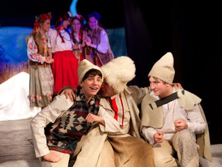 Новогодние спектакли для детей и взрослых!