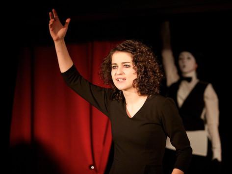 Исповедь Эдит Пиаф на сцене Русского молодежного театра