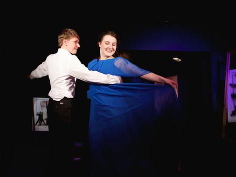 Русский молодежный театр: открытие сезона и бенефис Маргариты Кульбок