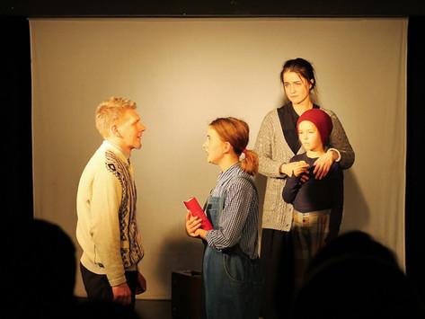 «Трудная» девочка, о чьем добром сердце никто не знал: премьера Русского молодежного театра