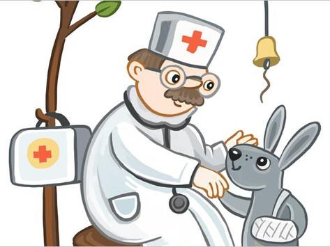 Бармалей теперь в Таллине. Как эстонский Красный Крест «наехал» на Айболита