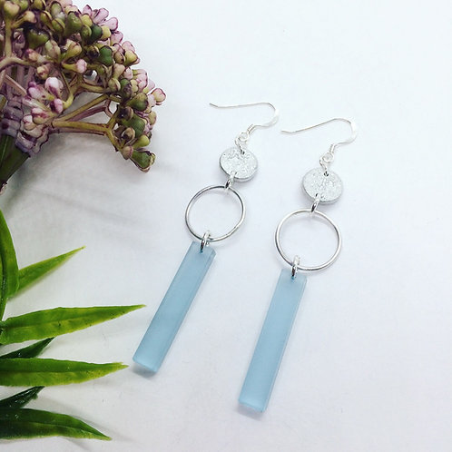 Tinymoon & Ophelia earrings