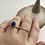 Thumbnail: Oval Lapis Lazuli ring