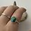 Thumbnail: Chrysocolla ring