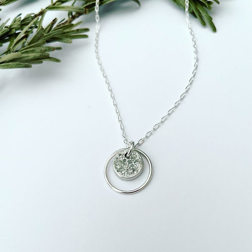 Tinymoon's ring necklace