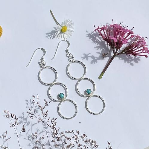 Artemis earrings