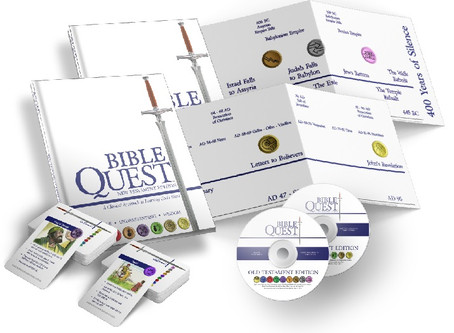 Edition Decision: What's the Difference Between the Three Bible Quest™ Editions?