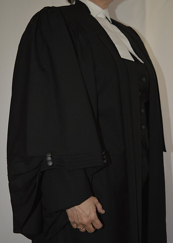 Women's Barrister Gown