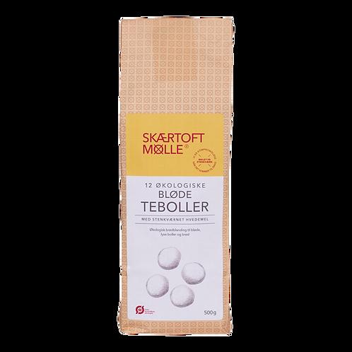 Økologiske Bløde Teboller 500 g