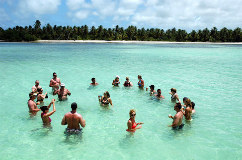 natural pool punta cana