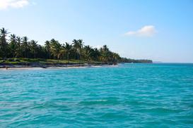 view punta cana beach