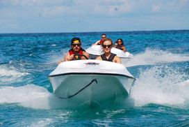 speed boat punta cana