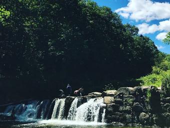 夏のニューイングランド