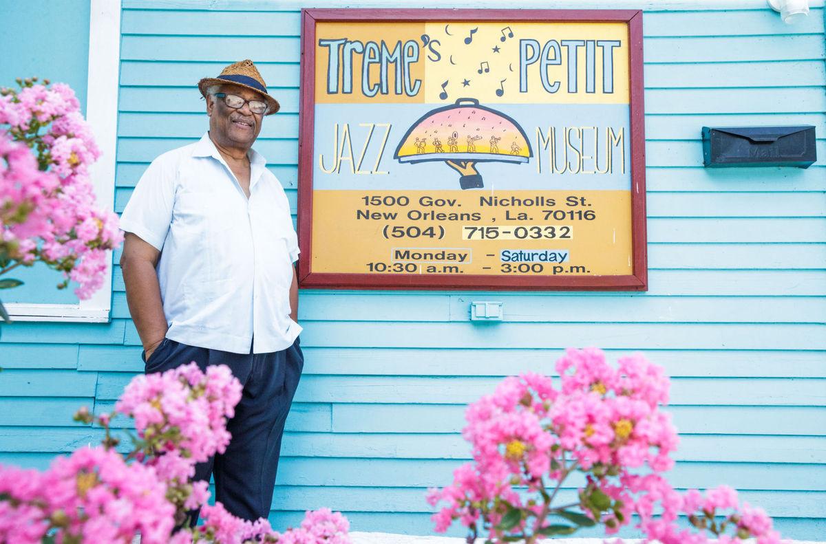 New Orleans   Treme's Petit Jazz Museum