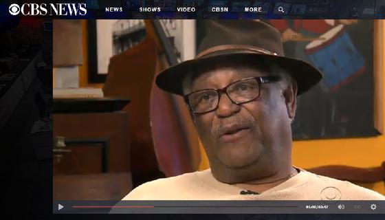 CBS News interviews Al Jackson