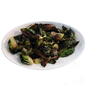 Crispy Brussels Sprouts $10
