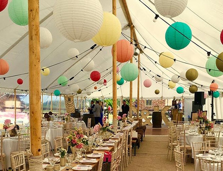 vintage marquee wedding party corporate