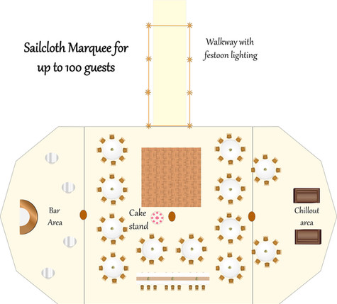 Sailcloth for 100 guests.jpg