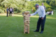 wedding-venue-walcot-hall-giant-jenga-no