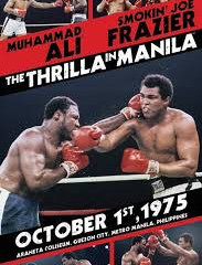 THE THRILLA IN MANILA, 1975