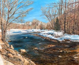 Winter Woodland Wonder