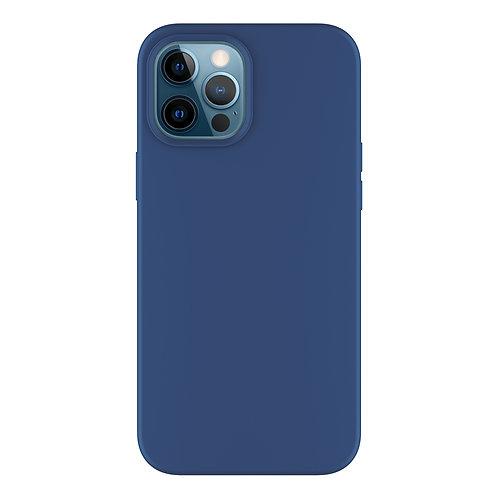 Чехол Liquid Silicone для Apple iPhone 12 Pro Max
