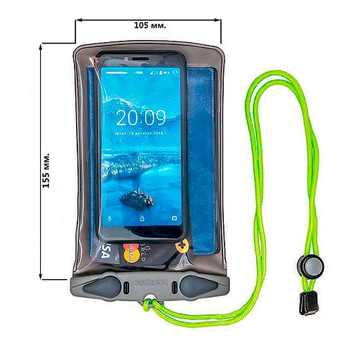 Водонепроницаемый чехол Aquapac для  iPhone 6/7/8/X/XR/XS/11/11Pro