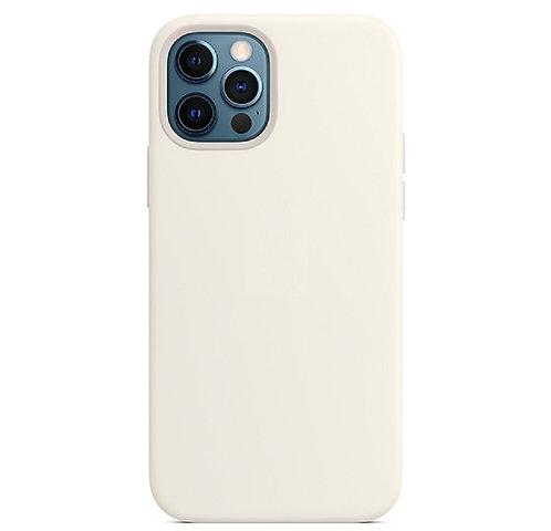 """Белый"" чехол на iPhone 13"